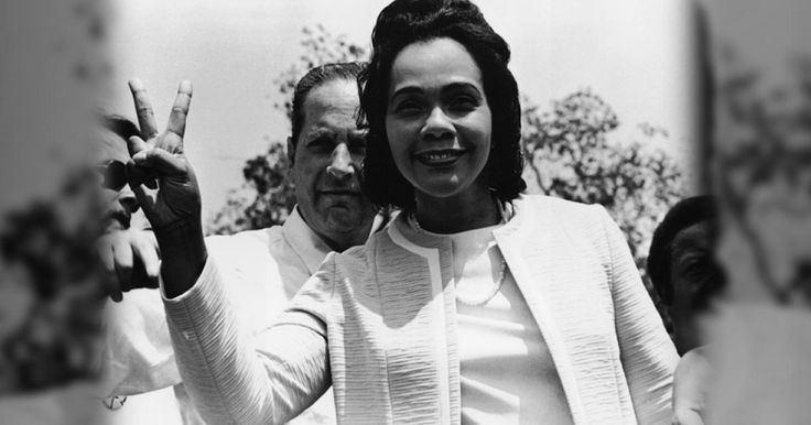 Though she wasn't front and center in the Civil Rights Movement, Coretta Scott King was more than just a wife and widow. There are quite a few things you don't know about her.