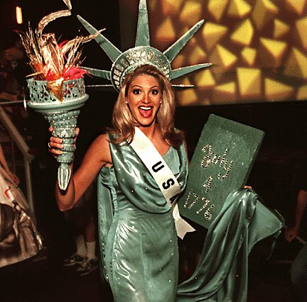 miss usa 1998 national costume miss usa 1998 shawnae jebbia miss universe 1998 - Universe Halloween Costume
