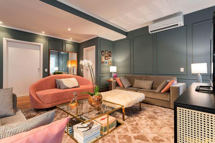 3874 best living room sala de estar images on pinterest for Living estilo romantico