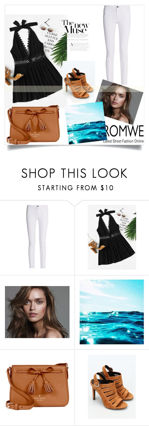 """Bez naslova #21"" by sofi-ja ❤ liked on Polyvore featuring rag & bone, Kate Spade and Kendall + Kylie"