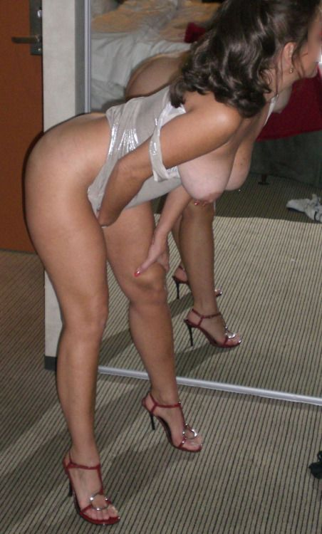 Transsexual with big tit