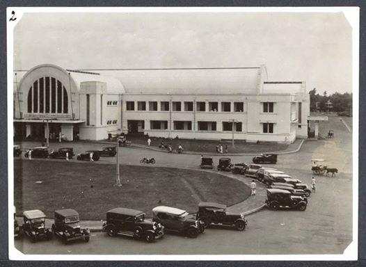 stasiun kota, 1930
