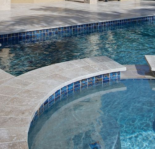 119 best Swimming Pool Tile Designs images on Pinterest | Swimming ...