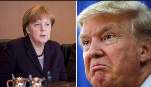Germany's Chancellor Just Issued A Powerful Warning to Pres. Trump