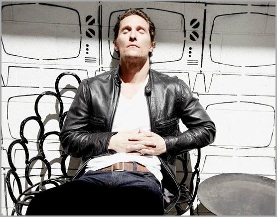 Мэттью Макконахи для журнала Nylon Guys 09/2012