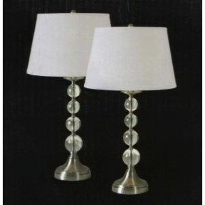 Venezia 2 Piece Table Lamp Set 80 At Costco Lamp Sets