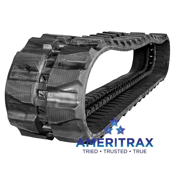 Bobcat 337 rubber tracks. Ameritrax can ship your new rubber tracks to your location. Call us direct at 888-612-8838