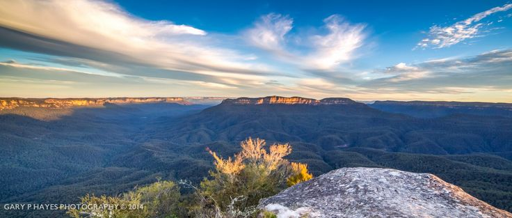Photograph Sublime Sunrise at Sublime Point ~ Leura ~ Blue Mountains ~ Australia by Gary Hayes on 500px
