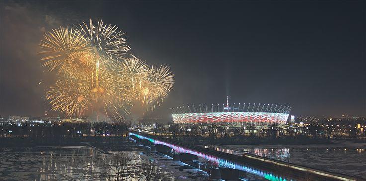 Niesamowite zdjęcia z Warszawy by QSQS | digart.pl