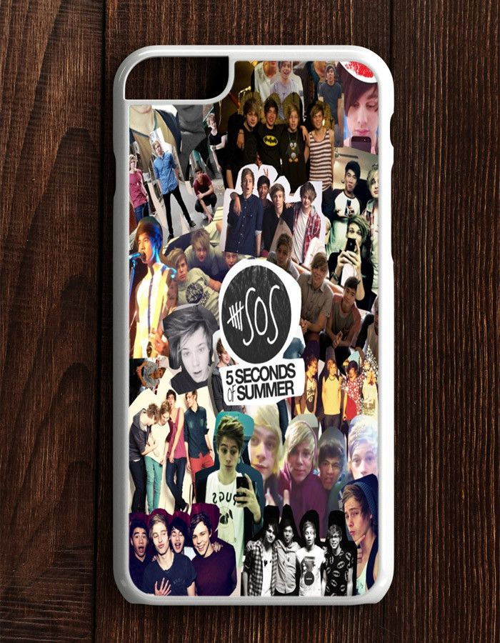 5 Second Of Summer Collage Band Music iPhone 6 Plus | 6S Plus Case
