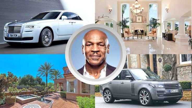Mike Tyson Net Worth, Lifestyle, Family, Biography, House and Cars - YouTube