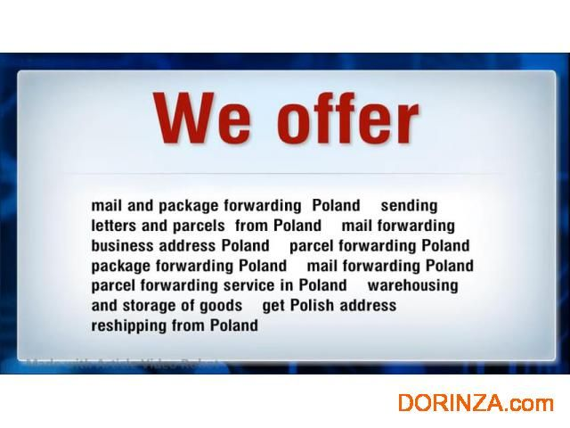 Pin By Parcel Forwarding Poland On Poland Mail Forwarding Service Poland Parcel Letters