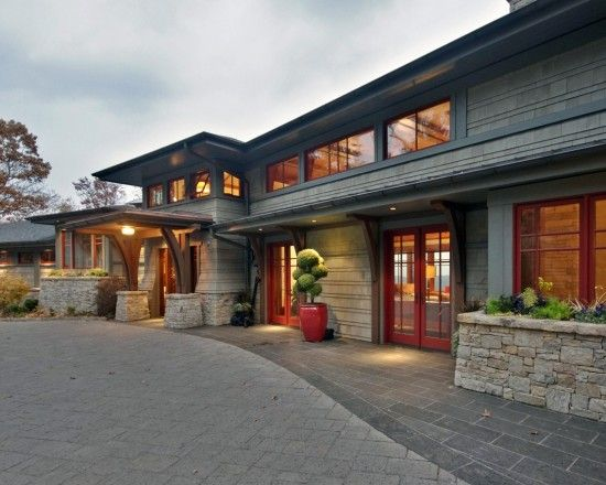 Modern Prairie Style Home Design, Pictures, Remodel, Decor and Ideas - page 11