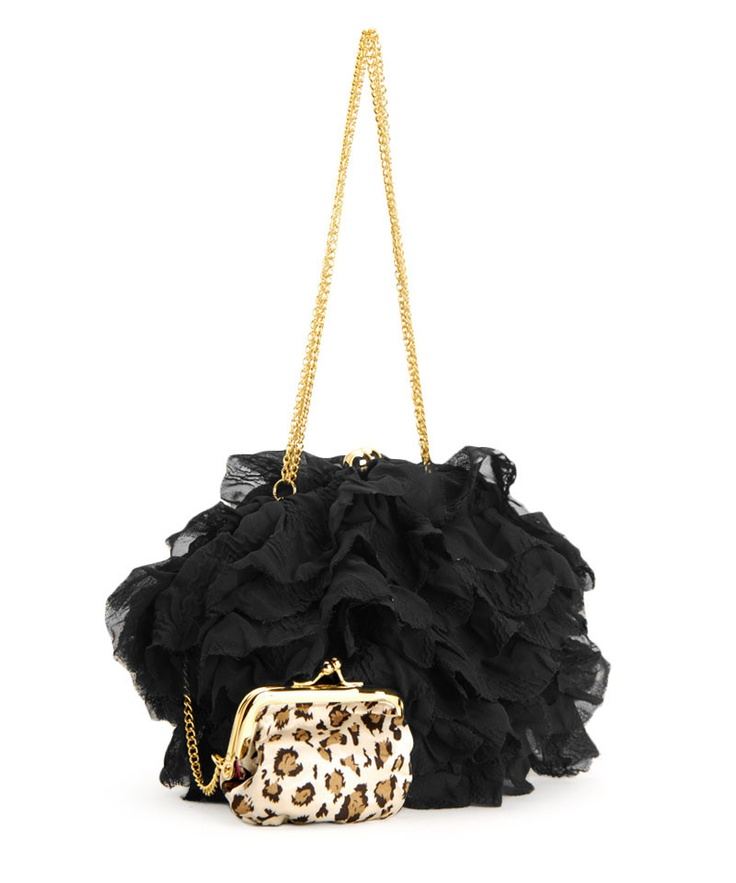 8 best Betsey Johnson images on Pinterest | Belly pouch, Betsey ...