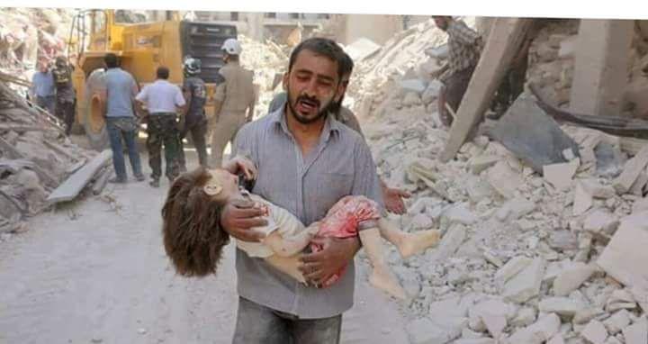 """Ey islam alemi, ey medeni avrupa, ey insan hakları savunucuları ve dünya devletleri bir zalime """"dur"""" diyemeyecek kadar acizsiniz!"""