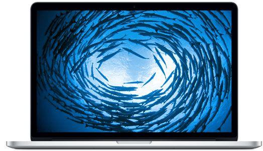 Apple - MacBook Pro Retina 디스플레이 - 제품 사양