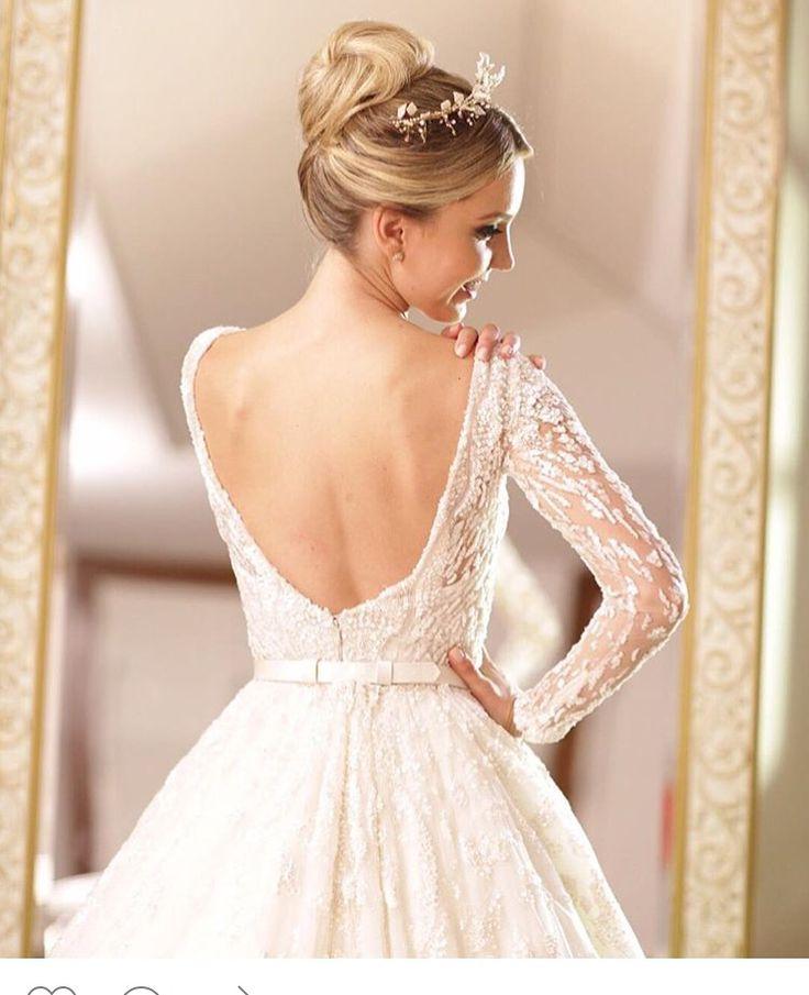 Noiva linda... Hair by Terezinha Vigolo ❤️❤️