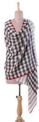 Checkered Changthang Handwoven Checkered Cashmere Wool Shawl from India. Shawl fashions. I'm an affiliate marketer. When you click on a link or buy from the retailer, I earn a commission.