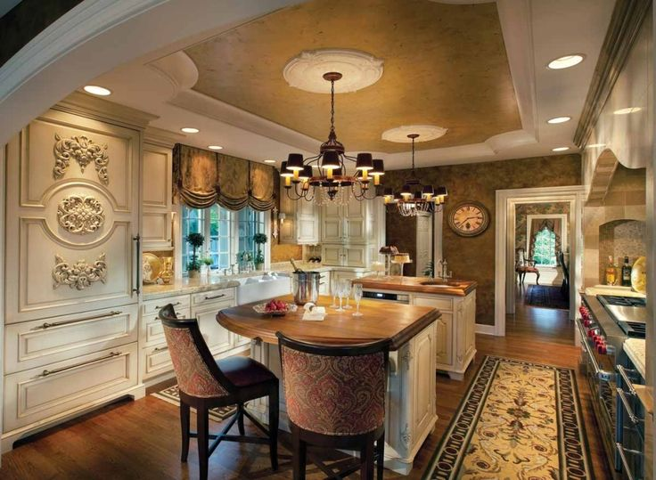 Luxury Kitchen Design Ideas Amusing Inspiration