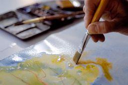 Les notions de base pour peindre à l'aquarelle - L'Atelier Canson - La Tribu des Artistes