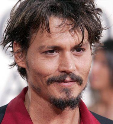 Johnny Depp Angelina Jolie The Tourist Filming Beard Long Hair Venice Italy Film Set Italia