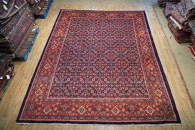 Herati Persian Tabriz City Carpet Cheap Rugs Online Rug Handmade 9x12