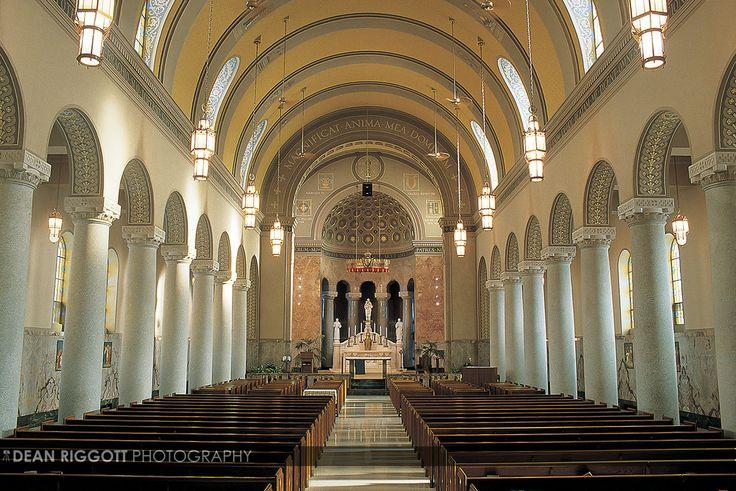 Saint Marys Hospital Chapel in Rochester, Minnesota. Mayo ...