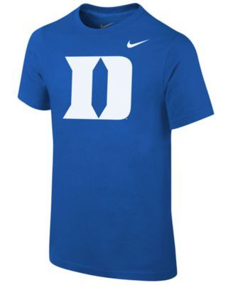 Nike Kyrie Irving Duke Blue Devils Future Start Replica T-Shirt, Big Boys (8-20) - Blue XL
