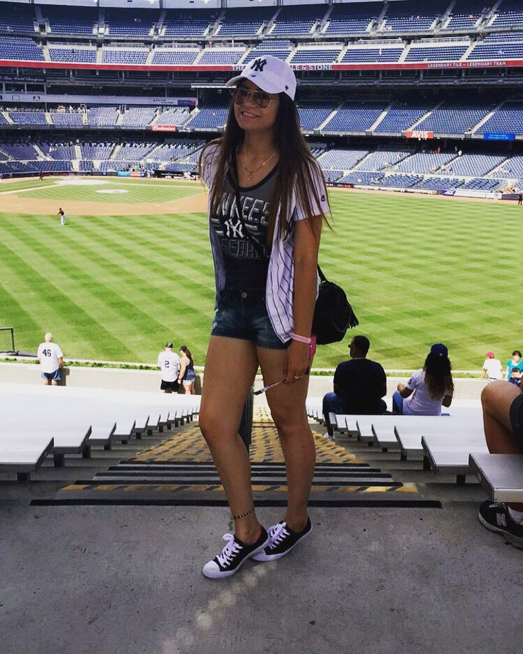 marvelous new york yankees cap outfit 8