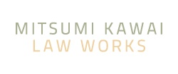 A feature // Local Inspiration - Thank you Mitsumi Kawai Law Works!