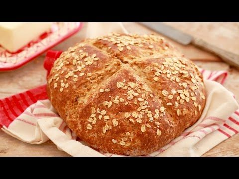 Traditional Irish Soda Bread (Brown Bread) - Gemma's Bigger Bolder Baking