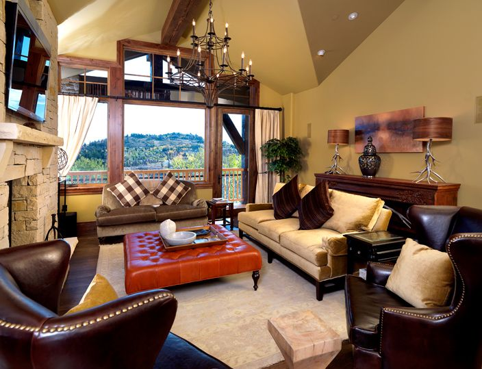 Wonderful Furniture For Silver Strike Lodge In Park City