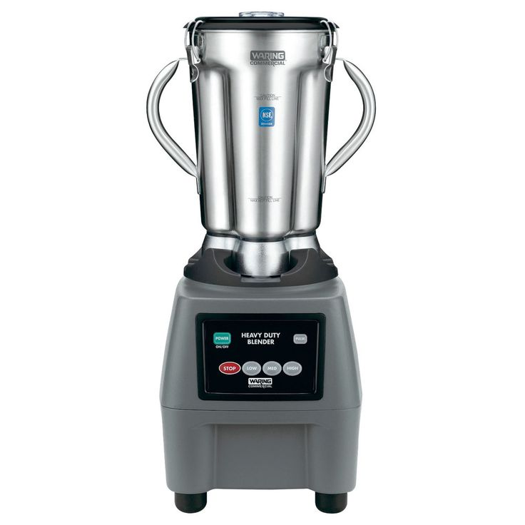 Waring CB15 1 Gallon Stainless Steel Food Blender