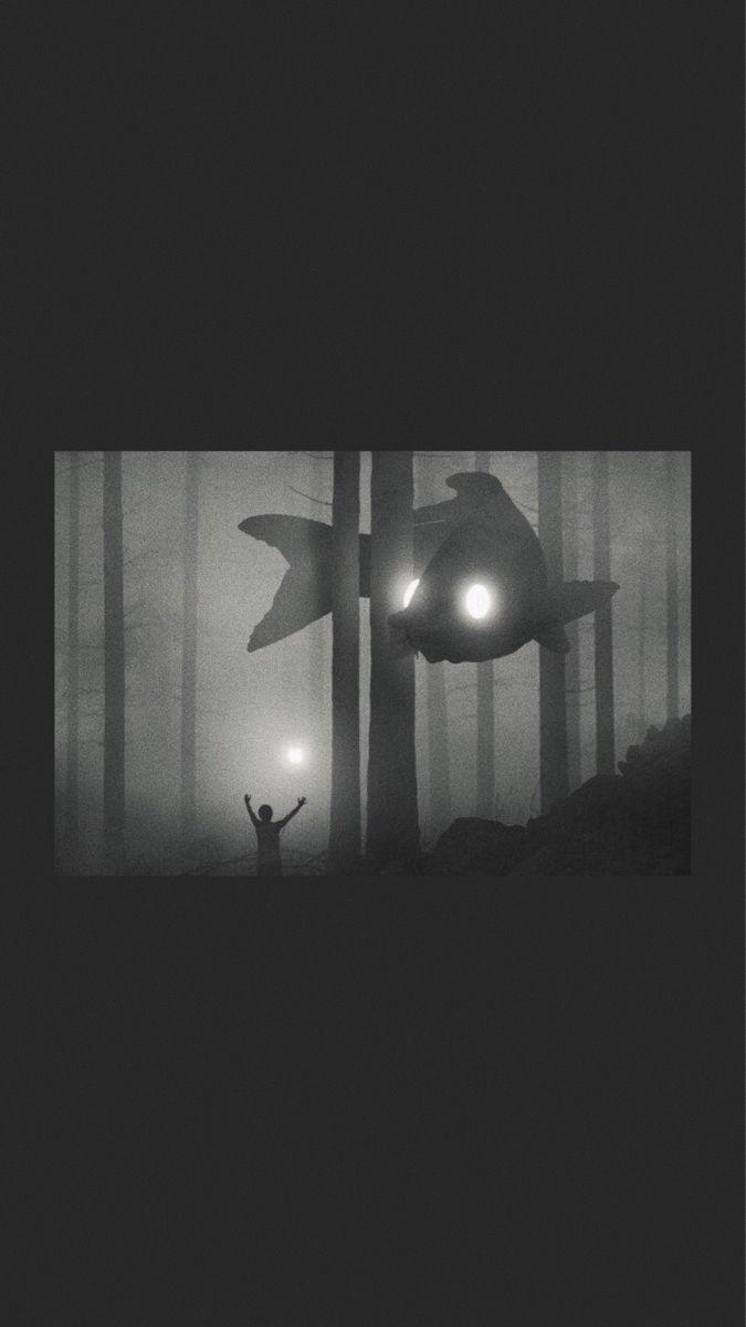 Dark Aesthetic Iphone Wallpaper Horror Artwork Scary Art Sky Aesthetic