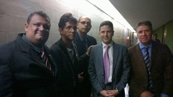 ALEXANDRE GUERREIRO: RELATÓRIO DAS ATIVIDADES DA FENASPEN EM BRASÍLIA -...
