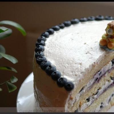 perfect party cake white parties lemon party vanilla bean cakes dorie ...