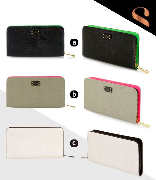 We're loving Pauls Boutique wallets this season! Pin your favourite colour :)