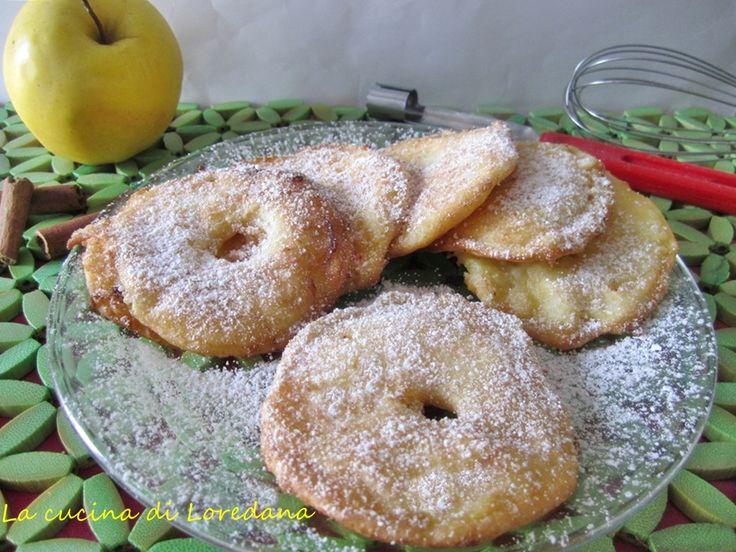 Le Frittelle di mele sono semplici e veloci da preparare ma conquisteranno in un attimo grandi e piccoli di casa e sono adatte anche per il Carnevale