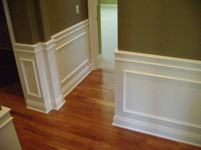 office wainscoting ideas. faux false wainscoting installation and ideas mi finish carpenter office p