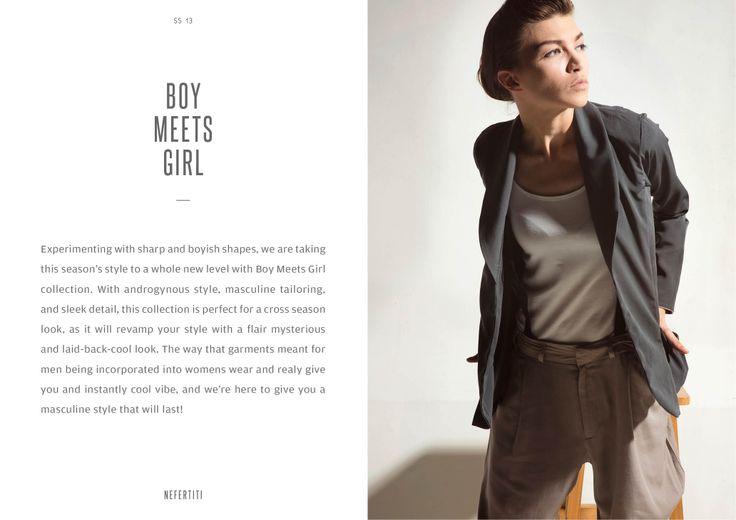 Boy Meets Girl collection.