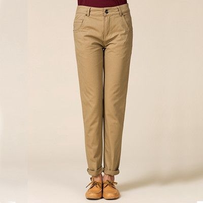 Khaki pants for womens black womens work pants plus size chino pants for girls women's work trousers slim fit workwear trousers