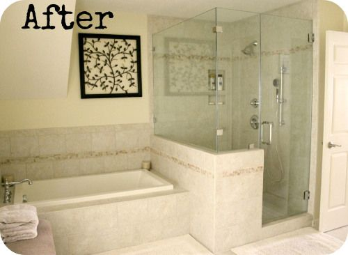 master bath shower next to tub yahoo image search results