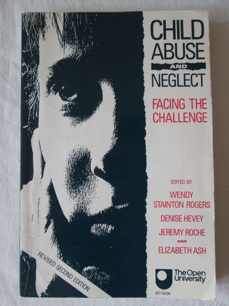 Child Abuse and Neglect Facing The Challenge The Open University English Book  #Textbook