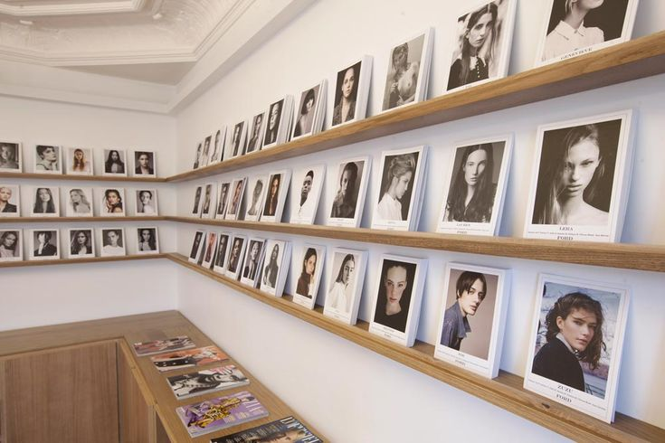 modeling agency interior - Google Search