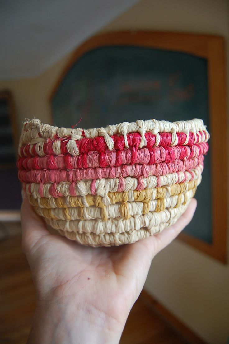 Simple Basket Weaving Tutorial