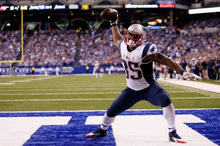 Introducing Jonas Gray: The Patriots running back who nearly outscored all other running backs Sunday - The Washington Post