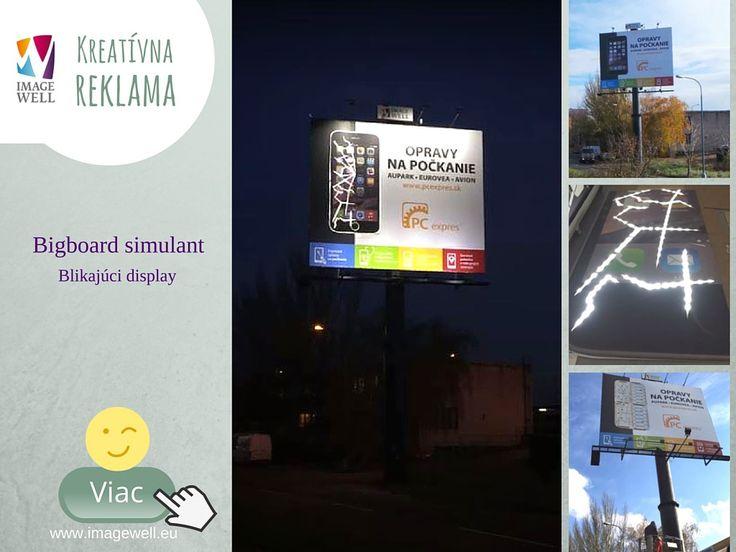 #kreatívna kampan# bigboard