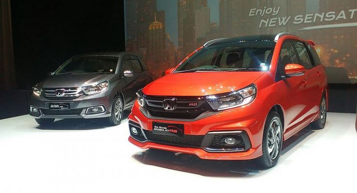 Honda Unveils 2017 Mobilio MPV Packing A Few Styling Tweaks