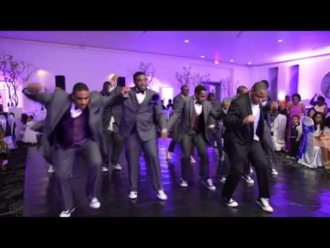D Low Shuffle Wedding Surprise