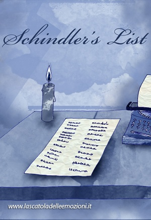 I need help on a Schindler's List Essay.?